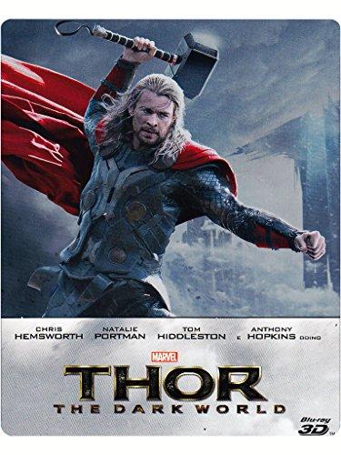 Thor - The dark world(2D+3D steelbook - edizione limitata) [3D Blu-ray] [IT Import]