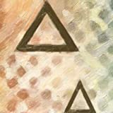 ABSTRACT TRIAD IV By Greene, Taylor Art Print On Canvas 12x12 Inches