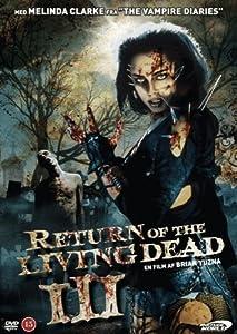 Return Of The Living Dead 3 (Uncut)(Region 2)(Import)