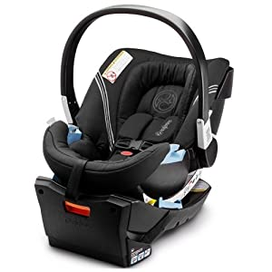 Cybex Aton 2 Infant Car Seat - Charcoal