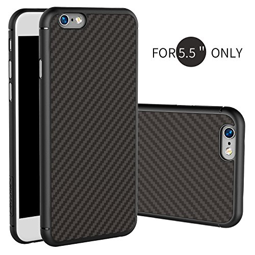 iphone-6-plus-iphone-6s-plus6-case-55-nillkinrcarbon-fibercompatible-with-magnetic-car-holdersynthet