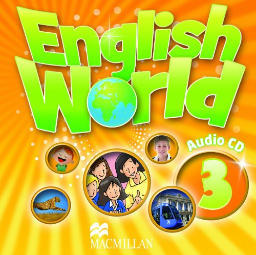 English World 3: Audio CD