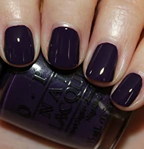 OPI Euro Centrale Collection 2013, Vant To Bite My Neck