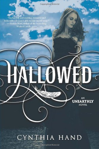 Cover of Hallowed: An Unearthly Novel