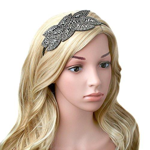Cougars-Choice-Art-Deco-Headpiece-Flapper-Headband-1920s-Headpiece-Black-Rhinestone-Headband-for-Women