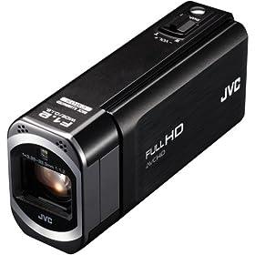 (史低)JVC GZ-V500BUS 1080p HD Everio 高清摄像机 $269