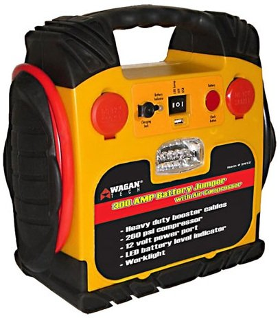 Wagan 2467 300A Battery Jump Starter 260 PSI