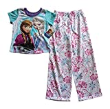 Disney Frozen Elsa & Anna 2 Piece Pajama Pants Set