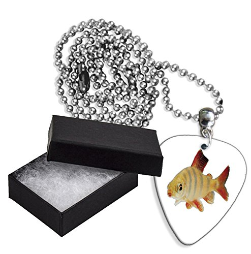 goldfish-fish-boxed-metal-guitar-pick-necklace-collier-mediator-gd