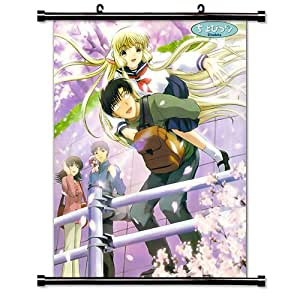 """Chobits Anime Fabric Wall Scroll Poster (32"""" X 38"""") Inches"""