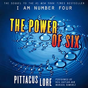 The Power of Six Audiobook