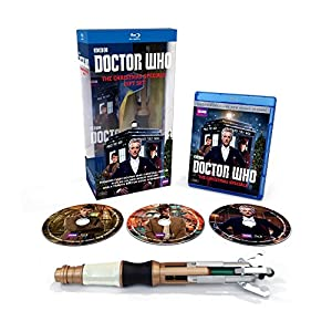 Doctor Who: Christmas Specials Giftset [Blu-ray] by BBC Home Entertainment