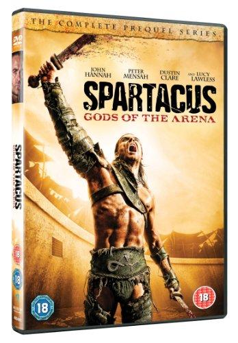 Spartacus - Gods Of The Arena [DVD]