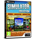 Farming, Agriculture and Woodcutting Simulator Triple Pack (PC DVD)