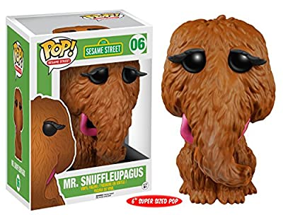 Sesame Street - Snuffleupagus 6 from Pro-Motion Distributing - Direct