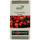 Oncrop Agro Sciences Calendula Organic Seed (pack of 2)