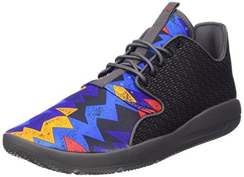 Nike Jordan Eclipse, Scarpe sportive, Uomo, Nero (Black/Unvrsty Rd-Drk Gry-White), 42