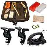 Snowboard Tune Tuning Kit (RA-4815) + SKS Waxing Iron (RA-4825)