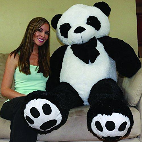 Yesbears Brand Giant Panda 5 Feet Tall (Big Bear Chair compare prices)