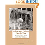 Salem and Cohen Family Tree: A Genealogy from the Sephardic Heritage Project