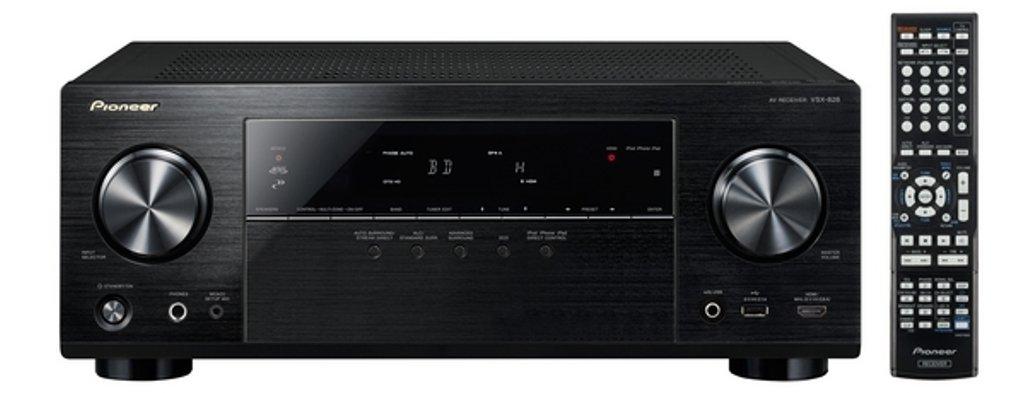 Pioneer VSX-828-K 7.1 AV-Receiver (Airplay,