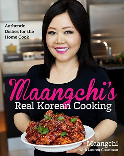 Maangchi's Real Korean Cooking: Authentic Dishes for the Home Cook by Maangchi (2015-05-19) (Maangchi Korean Cooking compare prices)