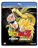 Dragon Ball Z: Fusion Reborn / Wrath of the Dragon (Double Feature) [Blu-ray]