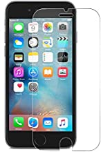 Protector de pantalla para iPhone 66S 3D de cristal de seguridad, Ultra transparente 9H