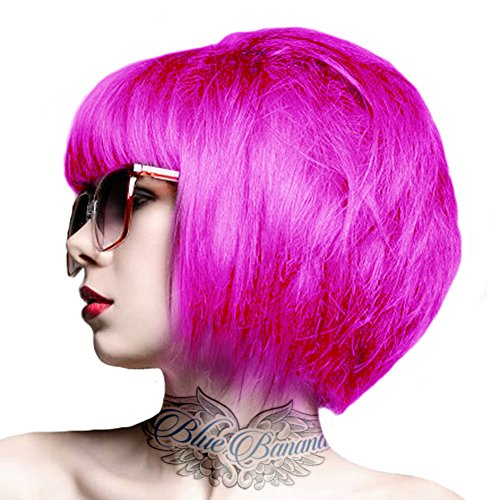 Crazy Color Semi Permanent Hair Colour by Renbow 100ml Pinkissimo 42