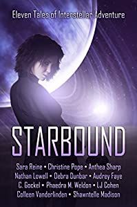 Starbound: Eleven Tales Of Interstellar Adventure by SM Reine ebook deal