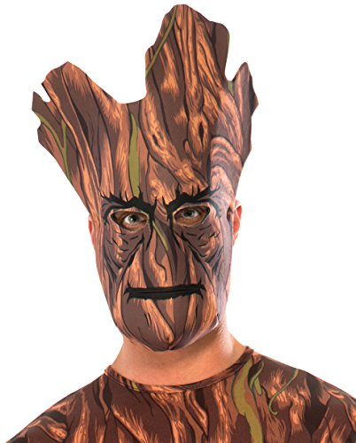 Rubie's Costume Co Men's Guardians Of The Galaxy Groot Foam Mask