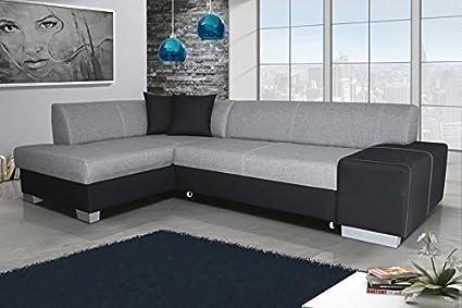 Divano ad angolo Fabian con Funzione letto divano ad angolo Divano Divano Divano letto 01535
