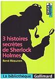 echange, troc René Réouven, Frédéric Maget - 3 Histoires secrètes de Sherlock Holmes