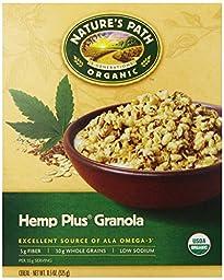 Nature\'s Path HempPlus Granola - 11.5 oz