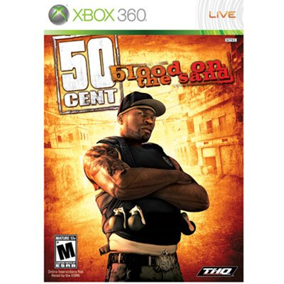 50 Cent: Blood on the Sand (Xbox 360) - 1