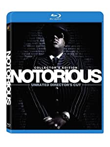Notorious (Unrated Director's Cut) (Collector's Edition) [Blu-ray]