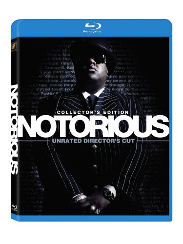 Cover art for  Notorious [Blu-ray]