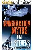 Annihilation Myths (Martin Calvary Book 2)