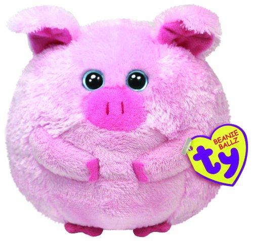 Ty Beanie Ballz Beans The Pig (X-Large)