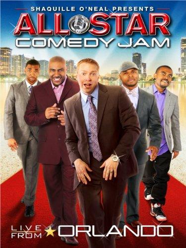 Amazon Com Shaquille S O Neal S All Star Comedy Jam Gary