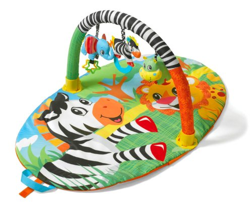 Infantino Explore And Store Gym, Jungle Buddy front-914567
