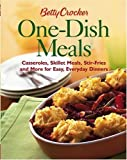 Betty Crocker One-Dish Meals: Casseroles, Skillet Meals, Stir-Fries and More for Easy, Everyday Dinners (Betty Crocker Books)