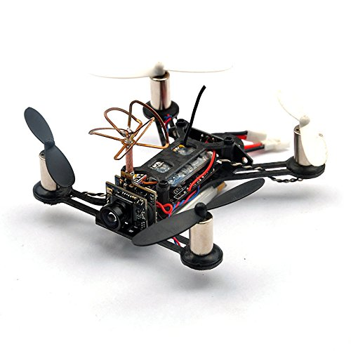 EACHINE-Tiny-QX95-95mm-Mini-FPV-Quadrocopter-mit-Kamera-Micro-LED-Racing-Drohne-Based-On-F3-EVO-Brushed-Flight-Controller-ARF-ohne-Receiver