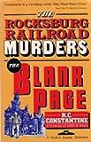 Rocksburg Railroad Murders