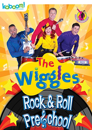 Wiggles: Rock & Roll Preschool