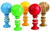 Janod Cadet Rousselle J04013 Wooden Cup and Ball Game Random Colours