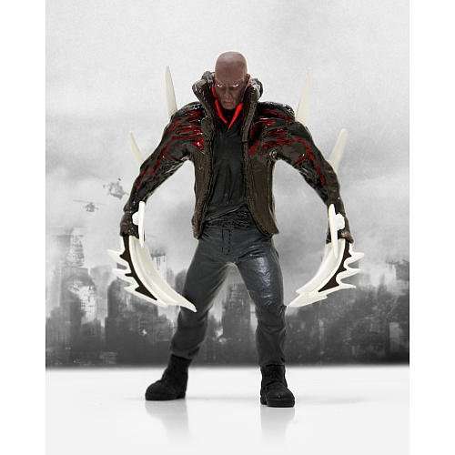 Activision Prototype 2 Exclusive 4 Inch Figure James Heller - 1