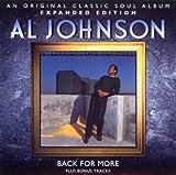 echange, troc Al Johnson - Back For More