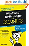 Windows 7 f�r Umsteiger f�r Dummies