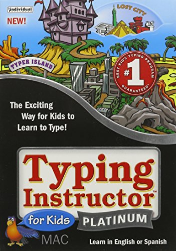 Typing Instructor For Kids Platinum MAC (Typing Instructor Mac compare prices)